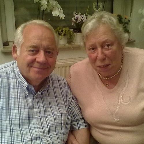 Lothar und Lotte Raffel