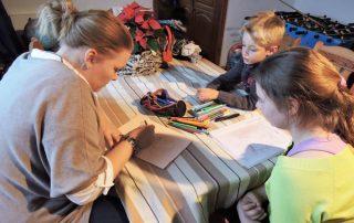 Ein sozialer Tag im Kinderdorfhaus