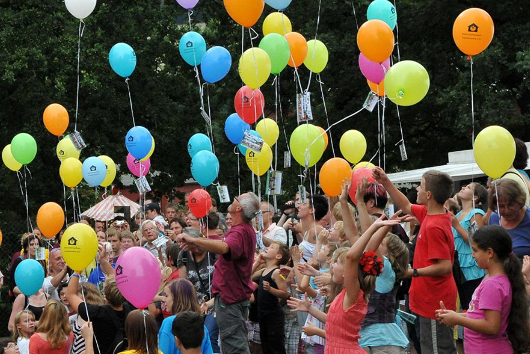 50 Jahre Albert-Schweitzer-Kinderdörfer und Familienwerke - 2007