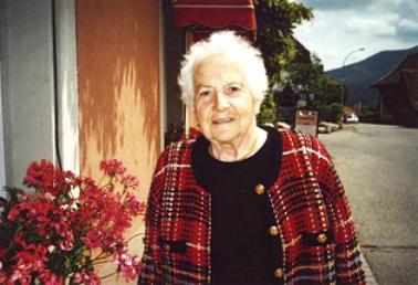 Rhena Schweitzer 2009