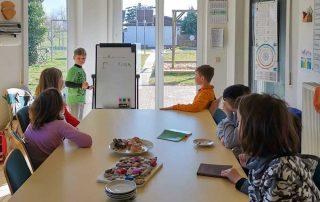 Homeschooling im Kinderrdorf