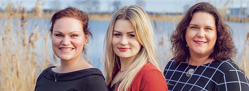 Ansprechpartnerinnen im Familienwerk Mecklenburg-Vorpommern