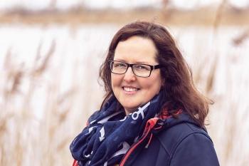 Ina Jürgens, Leiterin der Erziehungsstelle